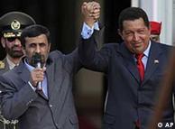 ایستگاه اول محمود احمدینژاد در این سفر پنج روزه ونزوئلا است.