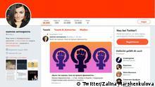 Блогер Маршенкулова: Быть феминисткой в России - это самоубийство