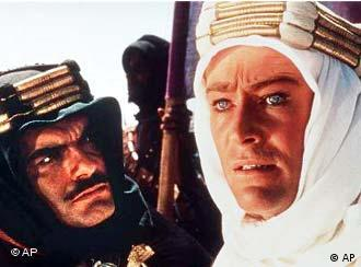 Filmszene Lawrence of Arabia