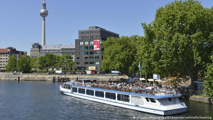 Several injured after man urinates off Berlin bridge   News   DW