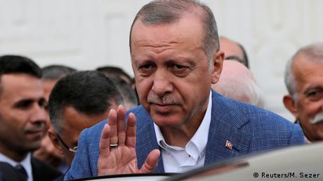 Ένας χρόνος προεδρική δημοκρατία στην Τουρκία