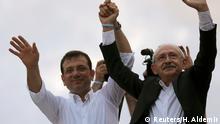 Türkei Wahlen Wahlkampf