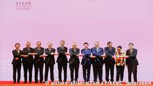 Thailand Bangkok | ASEAN Gipfel der Außenminister