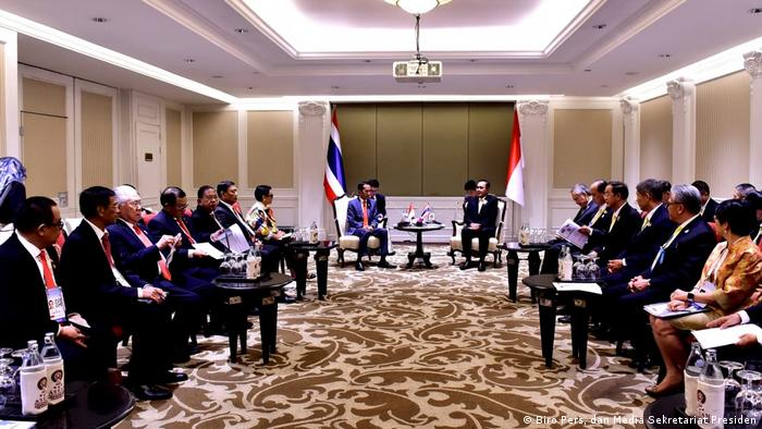 Thailand Bangkok | ASEAN Gipfeltreffen - Joko Widodo