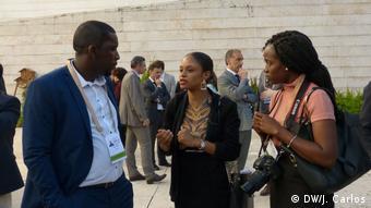 Portugal Lissabon Jugendkonferenz