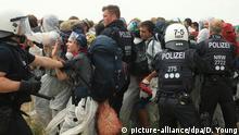 Deutschland | Proteste für mehr Klimaschutz | Braunkohle Tagebau Garzweiler