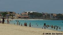 Kap Verde Afrikanische Strandspiele