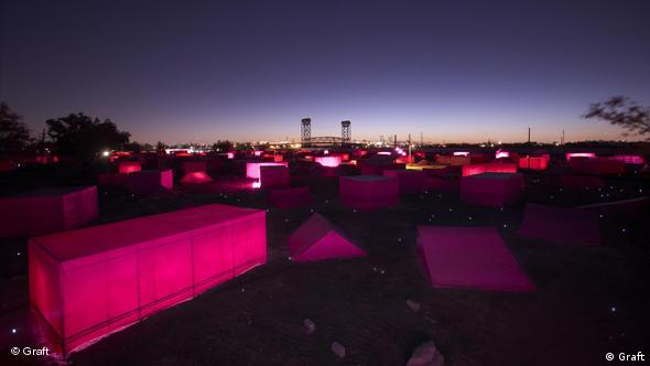 Das Pink Project (Foto: Graft)