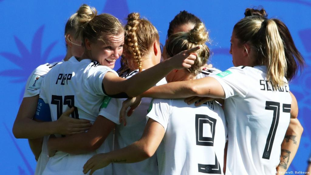 Women′s World Cup: Germany sweep Nigeria aside to reach last