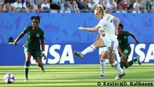 FIFA Frauen-WM 2019 | Deutschland v Nigeria | Drittes Tor
