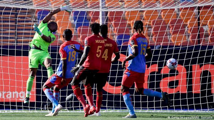 Afrika-Cup 2019 | DR Kongo v Uganda