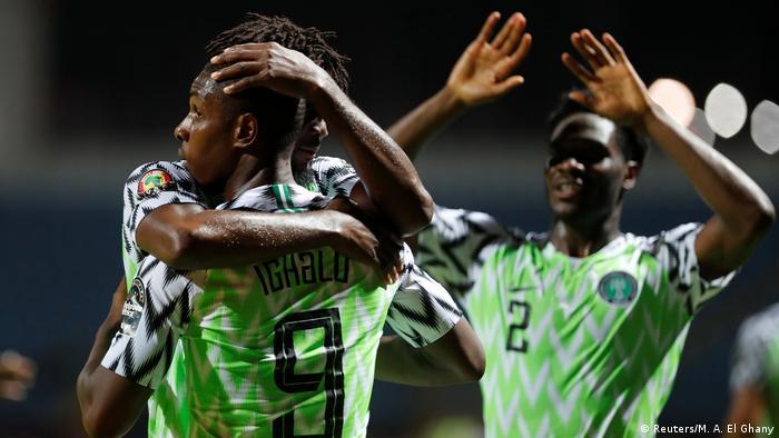 Afrika-Cup 2019 | Nigeria v Burundi | Odion Ighalo