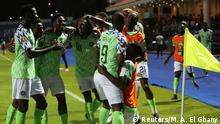 Afrika-Cup 2019 | Nigeria v Burundi