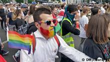KyivPride? The Copyright is I.Burdyga / DW