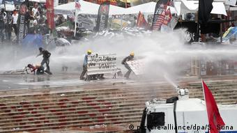 Gezi protests 2013