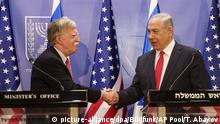 US-Sicherheitsberater Bolton in Jerusalem