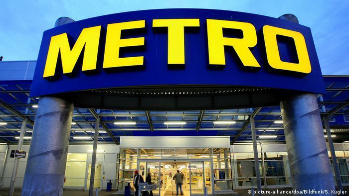Wholesaler Metro gets €5 8bn takeover bid from Czech-Slovak pair