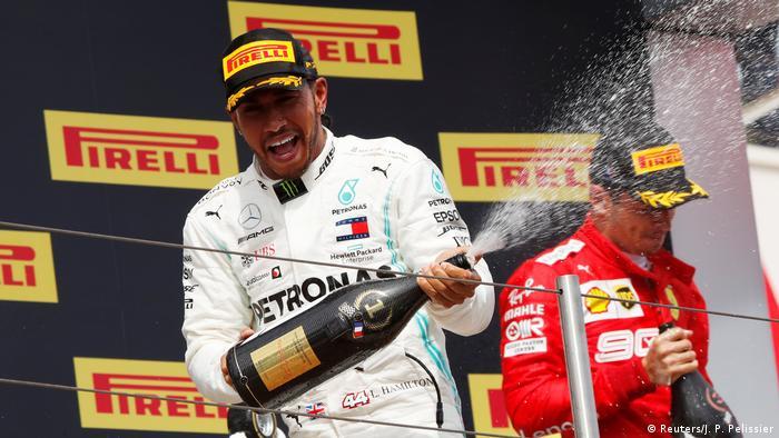 Formula One F1 Lewis Hamilton