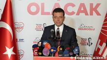 Kommunalwahlen in der Türkei | Ekrem Imamoglu