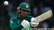 ICC Cricket World Cup 2019   Pakistan vs Südafrika   Fakhar Zaman (Getty Images/AFP/A. Dennis)
