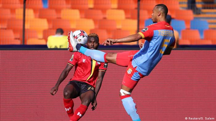 Africa Cup of Nations 2019 - Group A - DR Congo vs Uganda