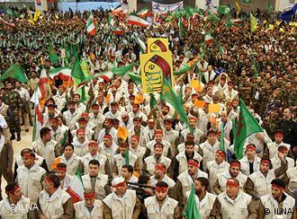 رژه نیروهای بسیج - آرشیو
