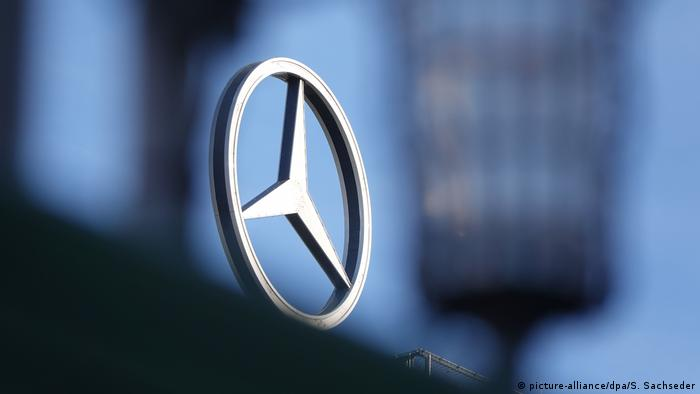 Mercedes ceza ödeyecek