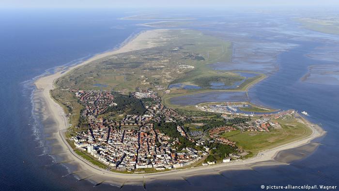 BdT Deutschland Inselblogger für Norderney gesucht (picture-alliance/dpa/I. Wagner)