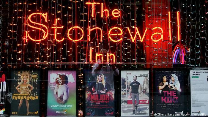 50 Anos De Stonewall Hito Del Movimiento Lgtbi Lgtbi Dw 27 06 2019