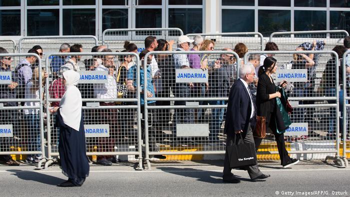 Silivri'deki duruşmaya katılanlar