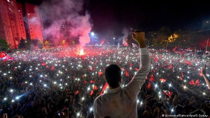 Istanbul-Wahl Ekrem Imamoglu