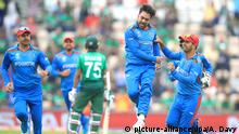 Bangladesh gegen Afghanistan - ICC Cricket World Cup