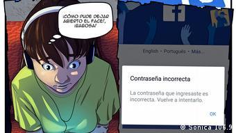 DW Akademie Media Literacy Comic für Guatemala