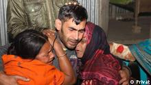 Bangladesch Jahalom Freilassung