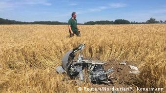 Eurofighter crash