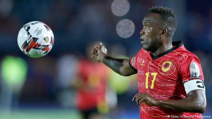 Fußball Africa Cup of Nations 2019 Tunesien - Angola (Getty Images/AFP/F. Senna)