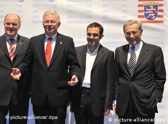 The Hessian Culture Prize 2009 award cermony