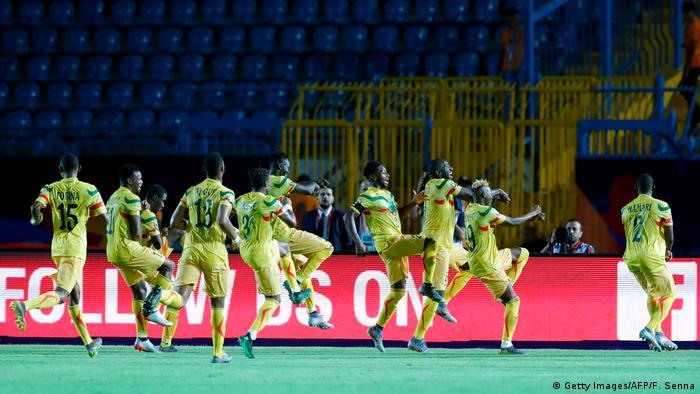 Fußball Africa Cup of Nations 2019 | Mali vs Mauretanien