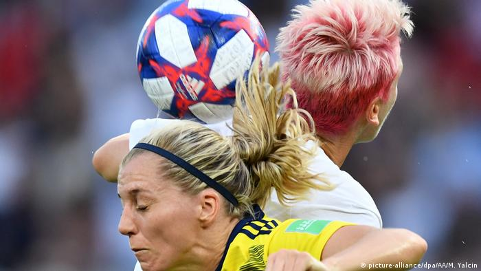 FIFA Women's World Cup France 2019, Sweden vs Canada (picture-alliance/dpa/AA/M. Yalcin)
