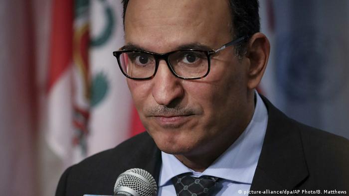 Постійний представник Кувейту при ООНМансур аль-Отаібі