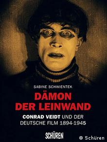 Buchcover Conrad Veidt Dämon der Leinwand von Sabine Schwientek