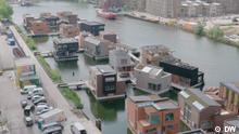 DW Euromaxx, Die schwimmende Siedlung
