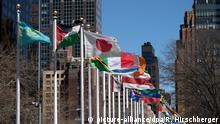 Symbolbild UN-Sicherheitsrat fordert in Iran-Krise Zurückhaltung