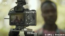 Webvideo Leaving behind a life of terrorism in Kenya Was zu sehen ist: For almost two years, Muhammad Mburu was part of the al-Shabab terrorist group. He was recruited in Kenya before going to fight in Somalia. He repented and is now back in his country, where he warns of the risks of radicalization. Wann und wo: Nairobi, Kenya Copyright: Johan Jens Benjamin, DW