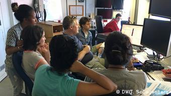 22 φοιτητές από 20 χώρες αποτελούν το πλήρωμα της αποστολής