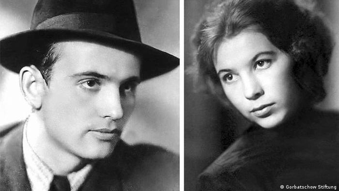 گورباچف در دانشگاه مسکو در رشته حقوق تحصیل کرد و در همانجا با همسر آیندهاش، رایسا آشنا شد. این دو در ماه سپتامبر سال ۱۹۵۳ ازدواج کردند. رایسا نقش بسیار مهمی در زندگی گورباچف ایفا کرد و برخلاف همسران سایر رهبران اتحاد شوروی که کمتر در انظار عمومی ظاهر میشدند، همواره در کنار او بود.