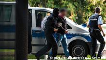 «Revolution Chemnitz» wollte Regierungssturz