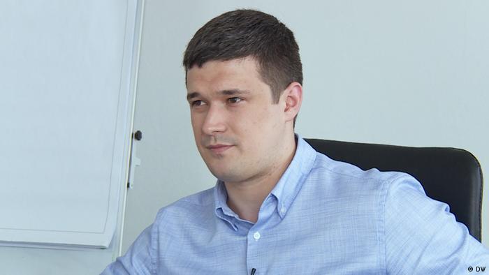 Міністр цифрової трансформації Михайло Федоров