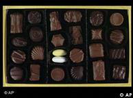 Шоколадът е невинен! Той няма нищо общо с пъпките