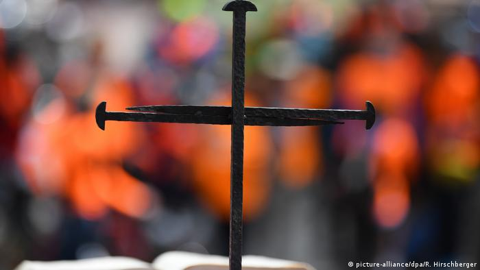 Deutschland Evangelische Kirchen gegen Populismus